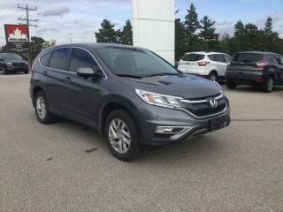 Used 2016 Honda CR-V EX | AWD | One Owner | Heated Seats for sale in Harriston, ON