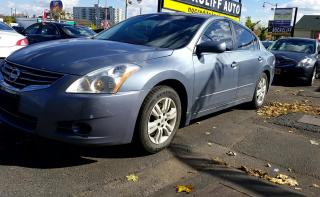 Used 2010 Nissan Altima 4DR SDN I4 CVT 2.5 S for sale in Guelph, ON