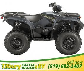 New 2019 Yamaha GRIZZLY EPS New potent 700cc engine for sale in Tilbury, ON