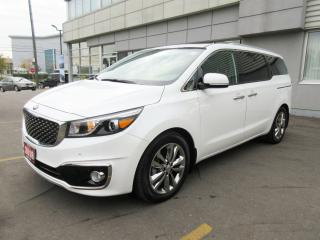 Used 2018 Kia Sedona SXL for sale in Mississauga, ON