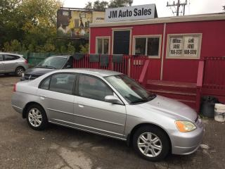 Used 2003 Honda Civic LX for sale in Toronto, ON