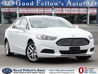 Used 2013 Ford Fusion SE MODEL, REARVIEW CAMERA,POWER SEATS,HEATED SEATS for sale in Toronto, ON