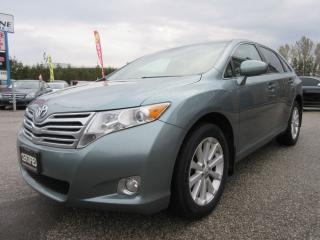 Used 2010 Toyota Venza ONE OWNER / ACCIDENT FREE / TOYOTA SERVICED for sale in Newmarket, ON