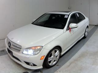 Used 2009 Mercedes-Benz C 300 3.0L for sale in Toronto, ON