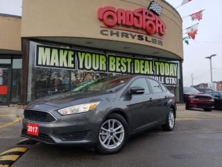 Used 2017 Ford Focus SE UNDER 100KMS SAVE OVER NEW for sale in Toronto, ON