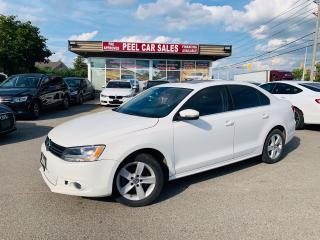 Used 2014 Volkswagen Jetta COMFORTLINE|DIESEL|2.0L|SUNROOF|ALLOYS|CERTIFIED! for sale in Guelph, ON
