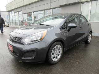 Used 2015 Kia Rio LX+ for sale in Mississauga, ON