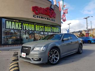 Used 2018 Chrysler 300 300S PANO ROOF NAVI REAR CAM DESTROYER GREY for sale in Toronto, ON