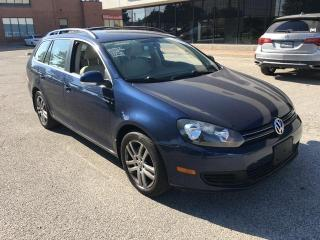 Used 2011 Volkswagen Jetta Wagon 4dr TDI DSG Comfortline LEATHER for sale in Concord, ON
