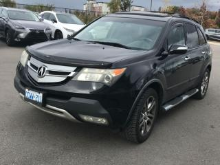 Used 2008 Acura MDX 4WD 4dr Tech Pkg for sale in Guelph, ON