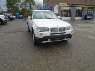 Used 2008 BMW X3 3.0Si for sale in North York, ON