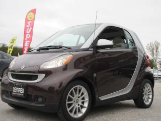 Used 2010 Smart fortwo PURE / AUTO / ACCIDENT FREE / 69,000 KMS for sale in Newmarket, ON