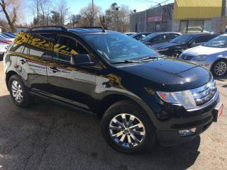 Used 2007 Ford Edge SEL/ DVD/ LEATHER/ ALLOYS/ POWER GROUP! for sale in Scarborough, ON