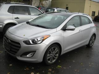 Used 2016 Hyundai Elantra GT Limited for sale in Scarborough, ON
