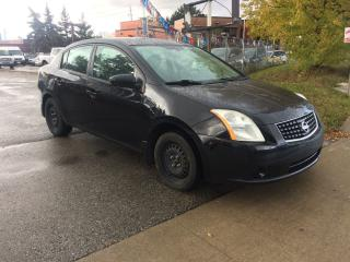 Used 2007 Nissan Sentra AUTO,4CYL,216KM,SAFETY+3YEARS WARRANTY INCLUDED for sale in Toronto, ON