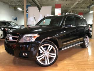 Used 2011 Mercedes-Benz GLK350 GLK 350 - PANORAMIC ROOF |POWER LIFTGATE for sale in North York, ON