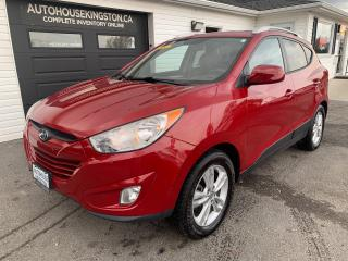 Used 2011 Hyundai Tucson GLS for sale in Kingston, ON