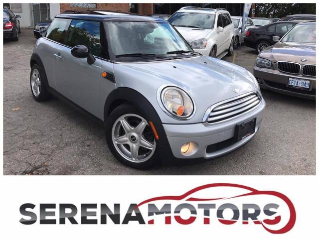 2008 MINI Cooper AUTO | LEATHER | PANO | NO ACCIDENTS | AS IS