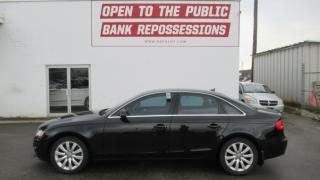 Used 2012 Audi A4 Base for sale in Toronto, ON