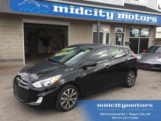 Used 2017 Hyundai Accent GL/ Sunroof/ Low KM/ WARRANTY+ for sale in Niagara Falls, ON