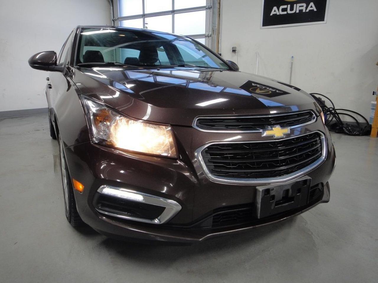 2015 Chevrolet Cruze 1LT,BACK CAM,VERY CLEAN.0 CLAIM