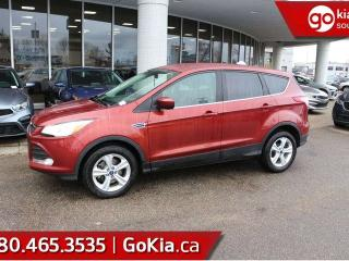 Used 2014 Ford Escape SE; BACKUP CAMERA, BLUETOOTH, CRUISE CONTROL AND MORE for sale in Edmonton, AB