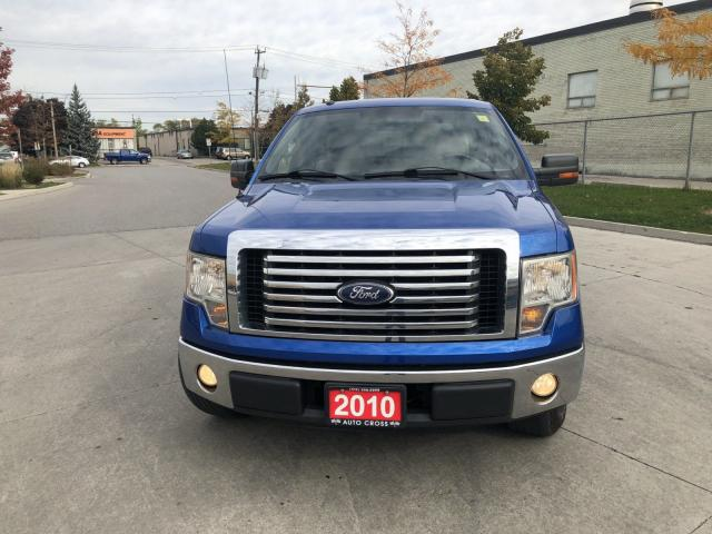 2010 Ford F-150 XLT, 4 DR, Automatic, 3 Years Warranty Avail