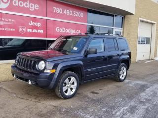 Used 2015 Jeep Patriot Limited / Heated Front Seats for sale in Edmonton, AB
