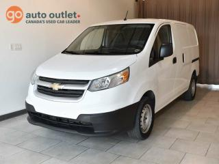 Used 2015 Chevrolet City Express Cargo Van LT Cargo - Auto - Fuel Efficient for sale in Edmonton, AB