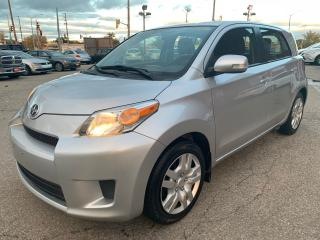 Used 2011 Scion xD TOYOTA/ONE OWNER/CERTIFIED/WARRANTY INCLUDED for sale in Cambridge, ON