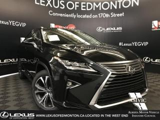 Used 2019 Lexus RX 350 DEMO UNIT - EXECUTIVE PACKAGE for sale in Edmonton, AB