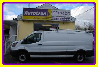 Used 2016 Ford Transit T150 LOW, EXT, Loaded for sale in Woodbridge, ON