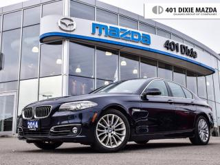 Used 2014 BMW 528 i xDrive,FINANCE AVAILABLE, ONE OWNER, NO ACCIDENTS for sale in Mississauga, ON
