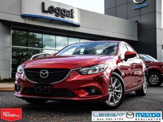 Used 2015 Mazda MAZDA6 GS for sale in Burlington, ON