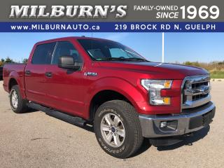 Used 2016 Ford F-150 XLT 4X4 for sale in Guelph, ON