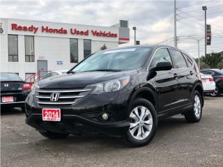 Used 2014 Honda CR-V EX AWD | Sunroof | Alloys | Rear Camera for sale in Mississauga, ON