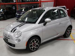 Used 2012 Fiat 500 2dr Cpe Pop for sale in North York, ON
