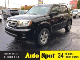 Used 2011 Honda Pilot LX/ LOW, LOW KMS/PRICED -QUICK SALE! for sale in Kitchener, ON