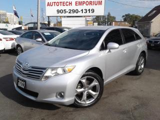 Used 2011 Toyota Venza AWD V-6 Bluetooth/Alloys/Keyless for sale in Mississauga, ON