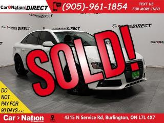 Used 2011 Audi A4 2.0T Premium Plus| AWD| SUNROOF| LOCAL TRADE| for sale in Burlington, ON