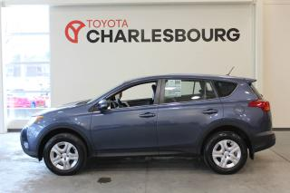 Used 2014 Toyota RAV4 LE FWD for sale in Québec, QC