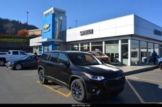 New 2019 Chevrolet Traverse for sale in Kamloops, BC