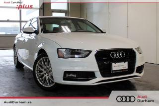 Used 2016 Audi A4 2.0T Komfort plus + Sunroof | Keyless | AWD for sale in Whitby, ON