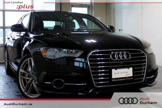 Used 2016 Audi A6 3.0 TDI Technik + Drive Assist | S-Line | Loaded for sale in Whitby, ON