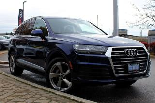 Used 2018 Audi Q7 3.0T Technik + Heated Seats | Panoramic Sunroof for sale in Whitby, ON