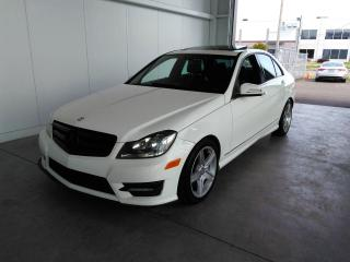 Used 2014 Mercedes-Benz C 300 Awd Awd 3.0l Cuir for sale in Lévis, QC