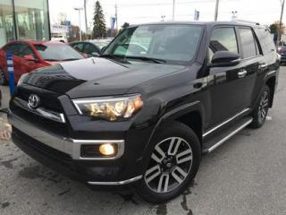 Used 2018 Toyota 4Runner LTD, AWD, NAVI for sale in Blainville, QC