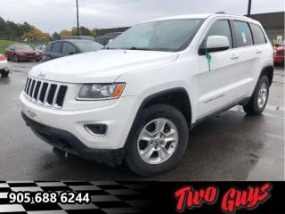 Used 2014 Jeep Grand Cherokee Laredo   - Bluetooth -  Remote Start for sale in St Catharines, ON