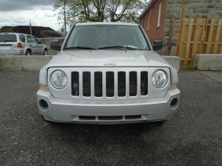 Used 2010 Jeep Patriot 4 RM, 4 portes, Sport for sale in Mirabel, QC