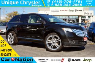 Used 2014 Lincoln MKX LIMITED| NAV| THX| DUAL DVD| 22in WHEELS| BLIS| for sale in Burlington, ON